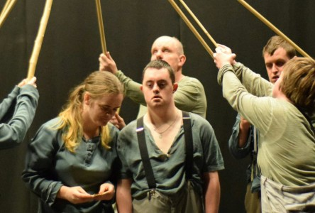 Theatre: Shadowbox Visual Theatre Company call for participants for new project