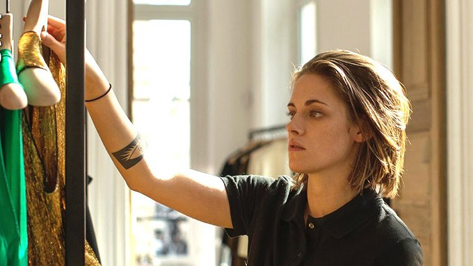 Kristen Stewart as Maureen in Personal Shopper