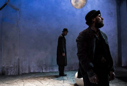 Theatre: Druid Theatre Company's Waiting for Godot at Backstage Theatre (audio-described and captioned)