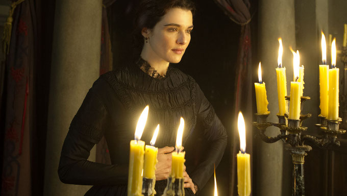 Rachel Weisz as Rachel Ashley in My Cousin Rachel (2017)