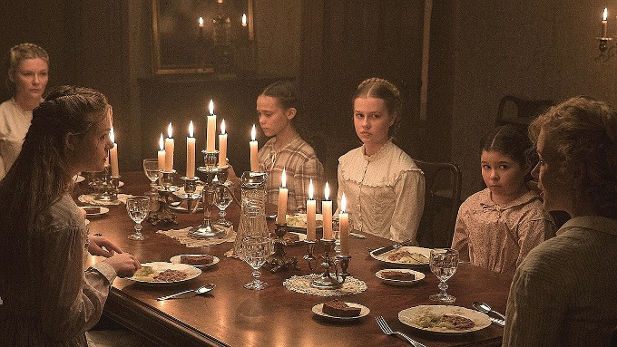The Beguiled, 2017.