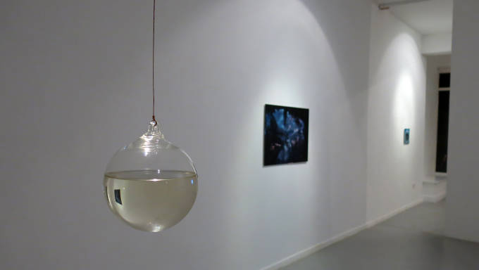 Ruth Le Gear, Water Senses, installation view at Leitrim Sculpture Centre
