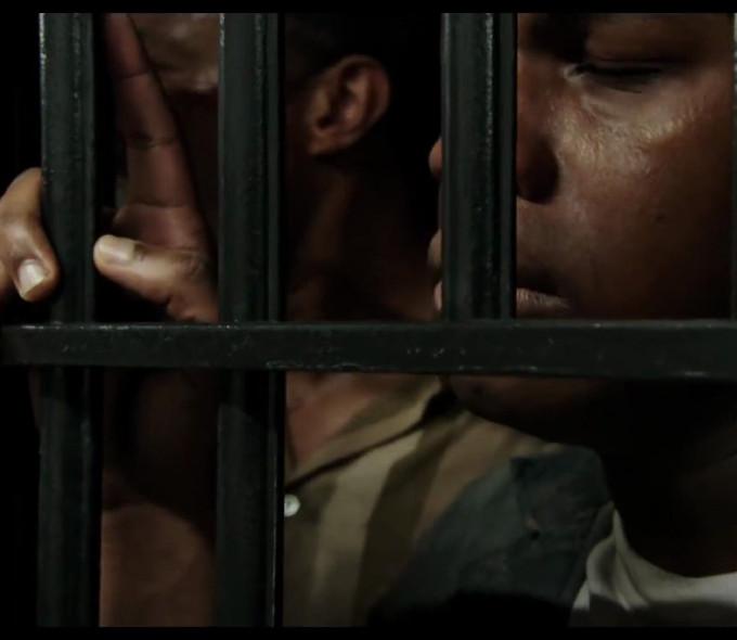 John Boyega as Dismukes in Detroit.