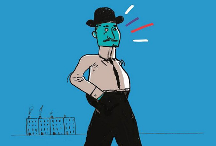 Theatre: Ulysses at the Abbey Theatre (audio described and captioned performance)