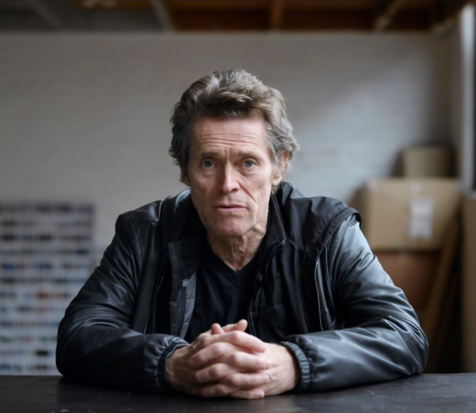 Iconic actor Willem Dafoe plays Bobby in Sean Baker's newest film, The Florida Project.