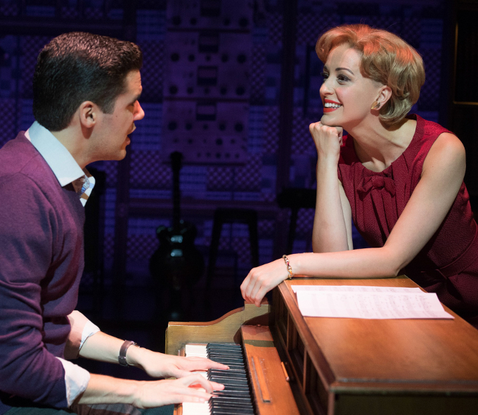 Beautiful - The Carole King Musical at Bord Gáis Energy Theatre