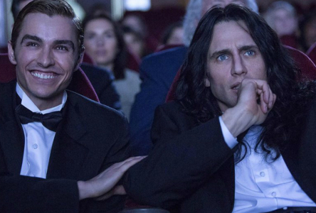 Film: The Disaster Artist at the IFI (audio described and captioned screening)