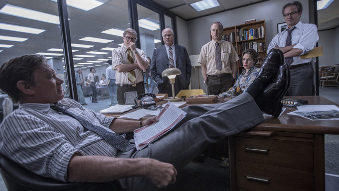 Tom Hanks as Ben Bradlee in The Post (2017)