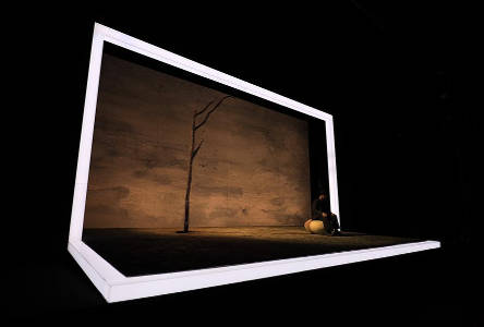 Accessible Theatre: Druid's Waiting for Godot – audio described and captioned performances in Galway, Cork, Longford and Wexford