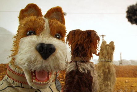 Film: Isle of Dogs at the IFI (audio described and captioned screening)