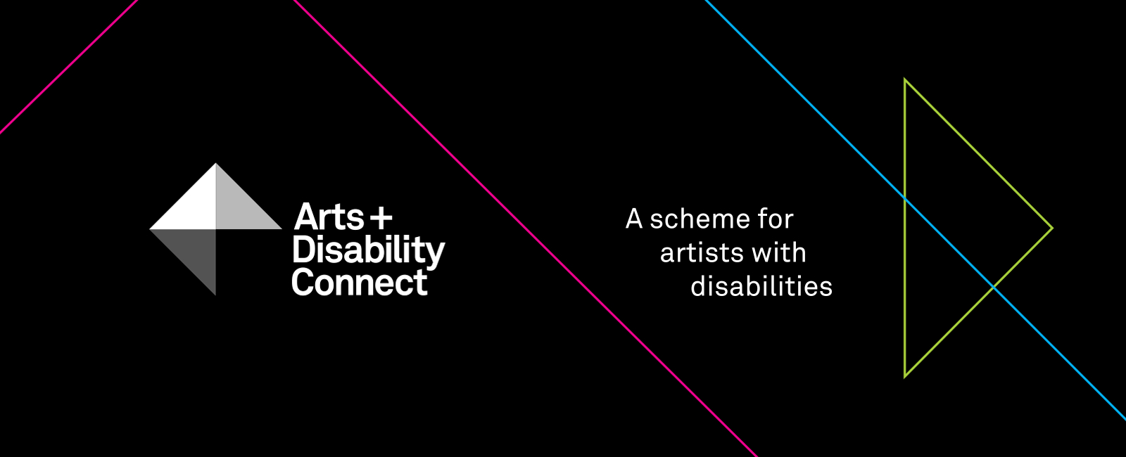 Arts and Disability Connect funding scheme for artists with disabilities 2018.