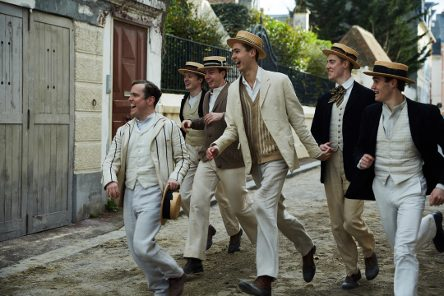 Film: The Happy Prince at the IFI (captioned screening)