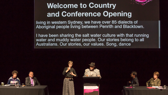 The Arts Activated conference kicks off in Sydney, 20th September 2016.