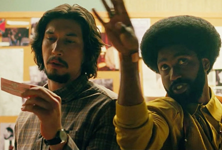 Film: BlacKkKlansman at IFI (Audio described and open captioned screening)