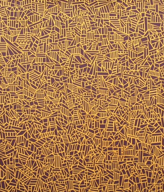 Detail of Metropolis by Paul Bokslag