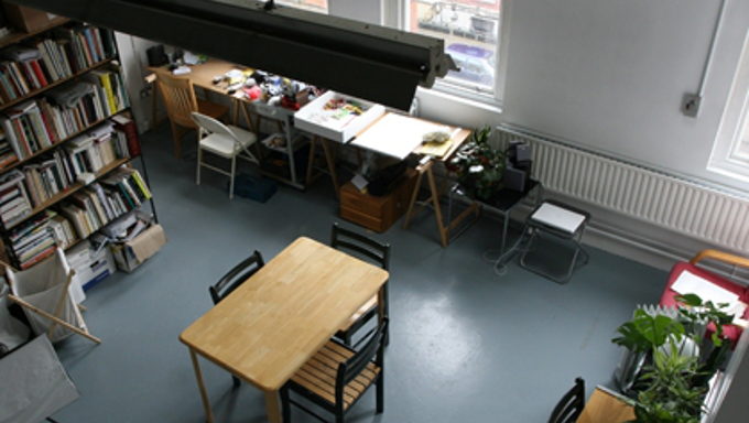 Studio 10, Fire Station Artists' Studios