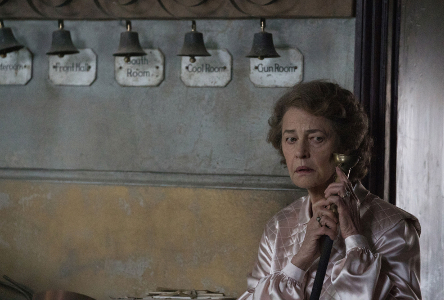 Film: The Little Stranger at IFI (audio described and open captioned screening)