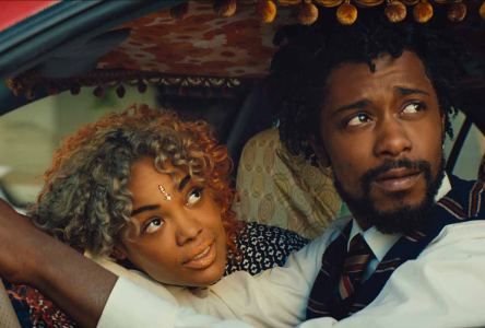 Film: Sorry to Bother You at the Irish Film Institute (open captioned screening)