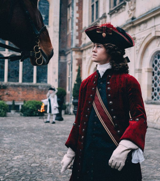 Joe Alwyn plays Samuel Masham in The Favourite, open captioned screenings at the IFI this January