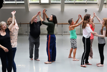 Dance: Dance For All workshops with Laura Sarah Dowdall