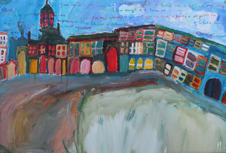 Visual Art: KCAT artist Fergus Fitzgerald solo show in Mermaid Arts Centre