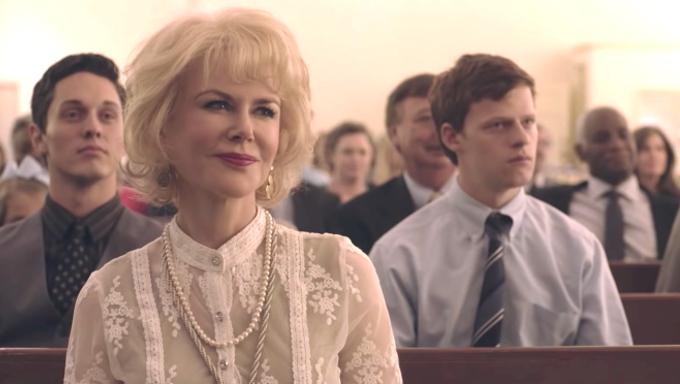 Nicole Kidman as Nancy in Boy Erased.