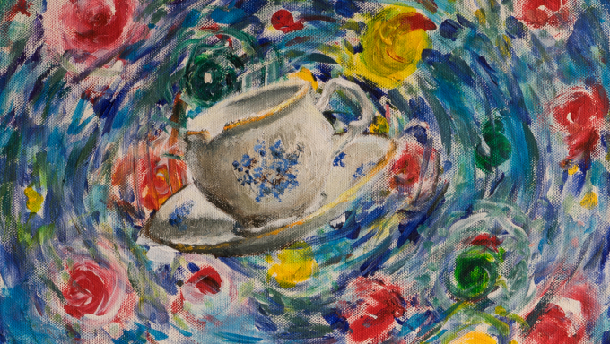 Cosmic Cup by Emilie Conway