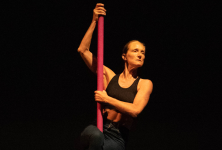 Dance: CIRCUS at Smock Alley Theatre as part of Dublin Fringe Festival
