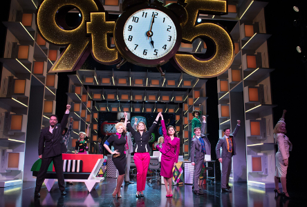 Theatre: 9 to 5 The Musical at Bord Gáis Energy Theatre (captioned performance)