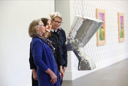 Visual Art: Dementia Inclusive Azure Tour at IMMA