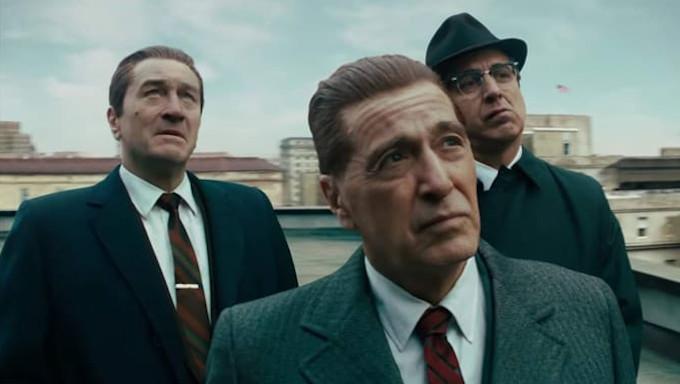 Robert De Niro, Al Pacino, and Ray Romano in The Irishman (2019)