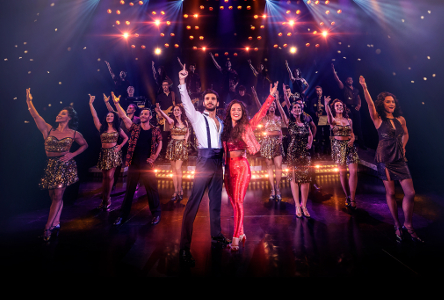 Musical: On Your Feet at Bord Gáis Energy Theatre (captioned performance)