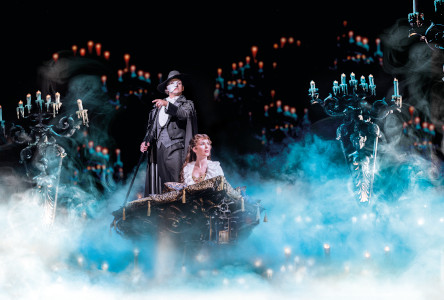 Musical: Phantom of the Opera at Bord Gáis Energy Theatre (captioned and audio described performance with touch tour)