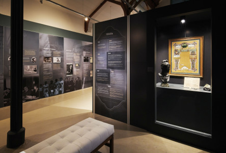Exhibition: 100 Years of Women in Politics and Public Life, Dublin Castle (audio described tour)