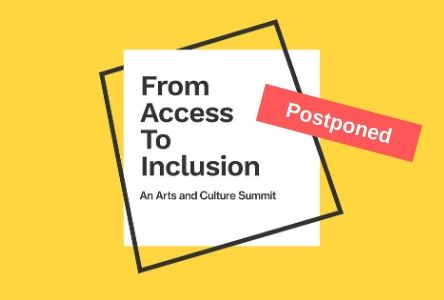 From Access to Inclusion – Postponed to 22nd-25th March 2021