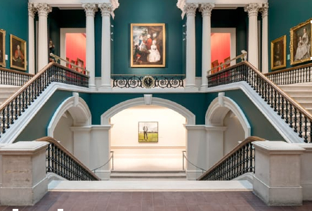 Museum: Virtual tours of the National Gallery of Ireland