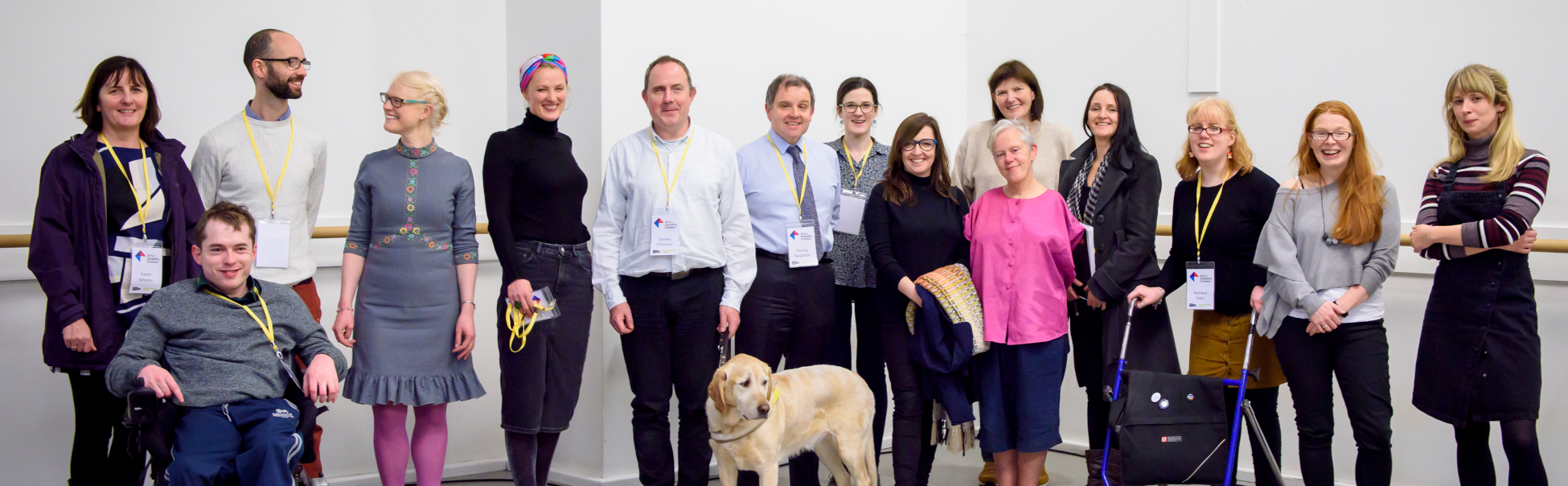 Arts and Disability Connect event
