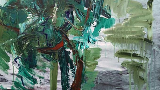 Elements (4), 2020 by Róisín Ní Neachtain