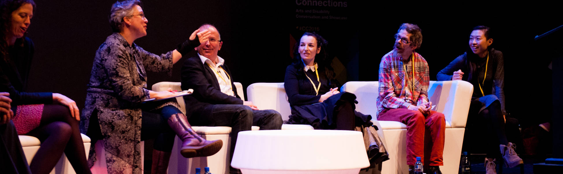 Ignite Panel at Creative Connections conference