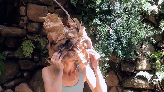 Raphaelle de Groot. Screen shot from Study 5: A New Place