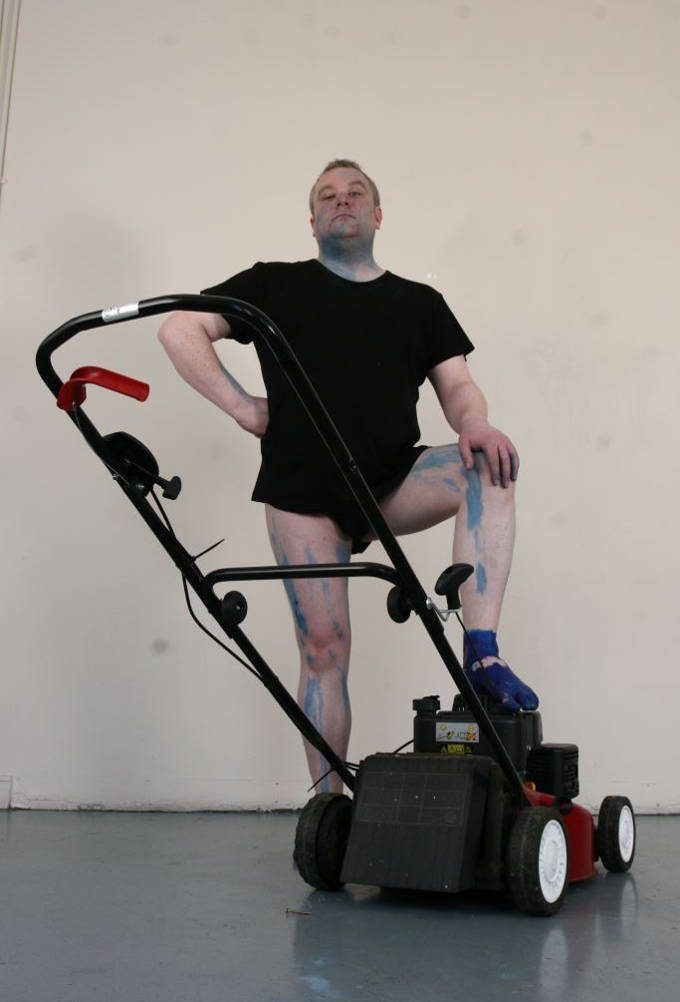 Sexy Lawn Mower. Hugh O'Donnell.
