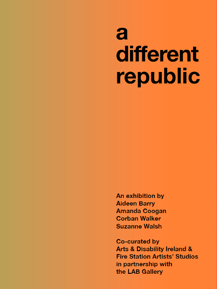 A Different Republic cover