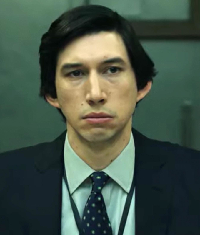Adam Driver as Daniel Jones in The Report (2019)