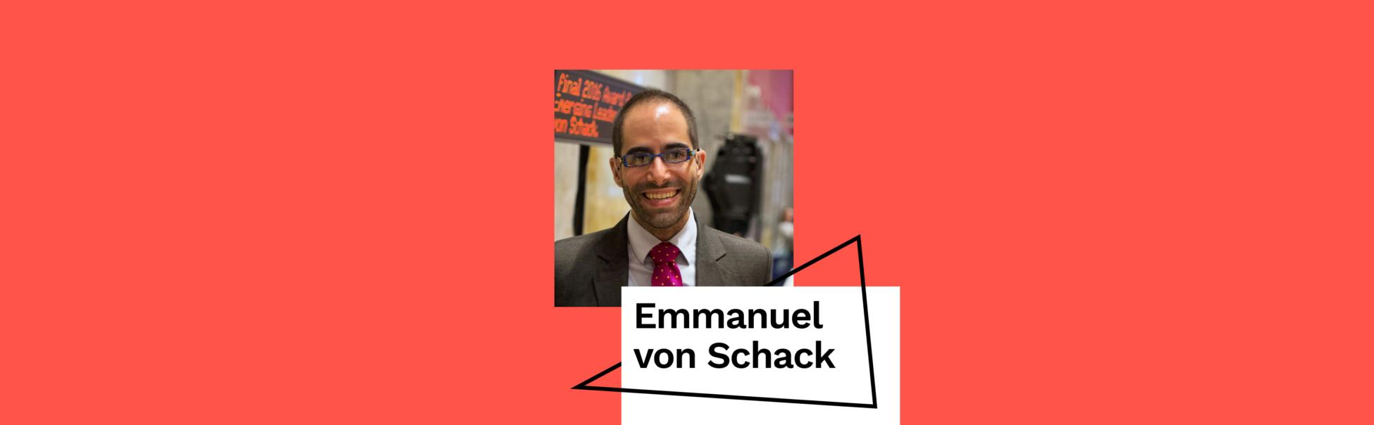 Emmanuel von Schack