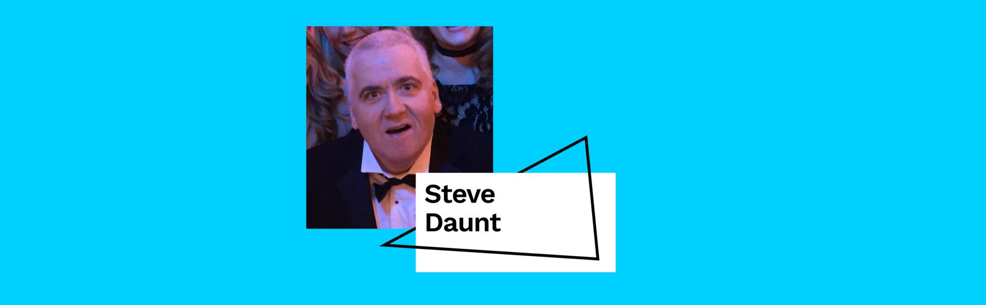 Steve Daunt