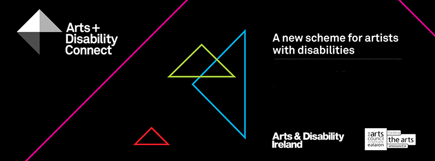 Arts and Disability Connect logo